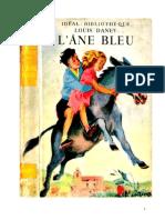 IB Daney Louis L'Ane Bleu 1954