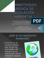 normatividadjuridicadelegislacinambiental-100210111533-phpapp01