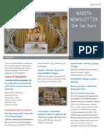Sai - News Letter - October 2014