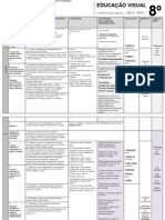 Planificação Educação Visual 8ºano (2014/15)