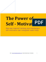 eBook - Self Motivation
