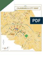 Map a Cajamarca