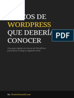 30 Trucos Wordpress