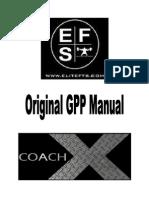 GPP Manual