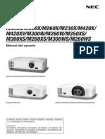 M350X Manual SP
