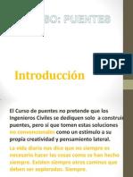 Clase Introductoria Puentes