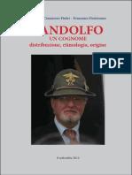 Pandolfo. Un cognome. Distribuzione, etimologia, origine