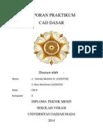 laporan CAD