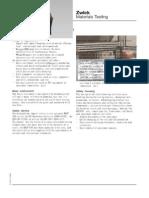 Pendulum Impact Tester RKP450