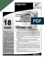 ProvaVermelhaResolvida TecnicoINSS2008 CursoSolon 2012-01-30