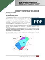 Hidrogeología Actividad I 2014
