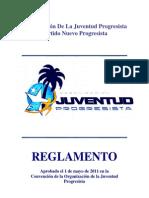 Reglamento de Juventud PNP APROBADO 2011