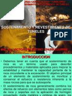 c 06 Sostenimiento y Revestimiento de Tuneles