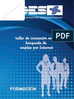 Taller Iniciación Búsqueda Empleo Internet