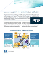 Zend Blueprint for Continuous Delivery SolutionSheet 1006 FINAL