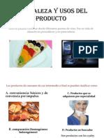 Naturaleza y Usos Del Producto 2