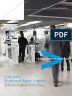 Accenture Amsterdam Schiphol Airport