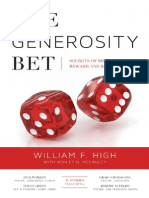 The Generosity Bet – Free Preview