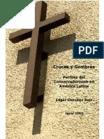 Cruces y Sombras. Edgar González Ruiz