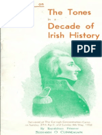 Joe Cunningham - The Tones in a Decade of Irish History