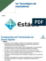 Fundamentos de Transmissão de Sinais Digitais