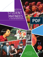 13 14 Student Matinee Booklet With Order Form