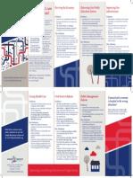 Roadmap to Renewal - Brochure