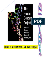 Cariótipo e Cromossomos