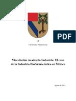 Vinculación Academia Industria