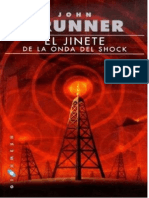 El Jinete de La Onda Del Shock - John Brunner