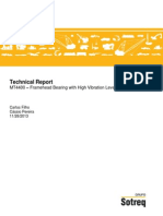 Technical Report - 013.13 %28Framehead Bearing With High Vibration Levels%29