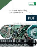 Guia de Ingenieria - Correas de Transmisión