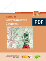 Manual de Levantamiento Catastral 01