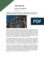 ARTIGOS TÉCNICO-Aço é Solução Durável e Sustentável