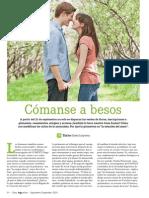 Cómanse a besos (Cielos Argentinos. Septiembre 2014)