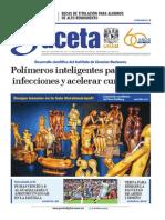 Gaceta UNAM 21042014