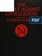 (1922) The Revolt Against Civilization