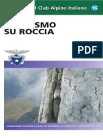 CAI Manuale Alpinismo Su Roccia