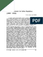 BREDA DOS SANTOS, Norma. A política exterior da velha República (1889-1930).pdf