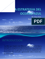 La Estrategia Del Oceano Azul p