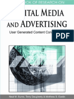 Handbook of Research on Digital Media And