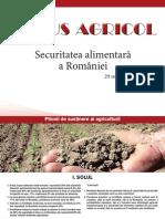 Securitatea Alimentara a Romaniei