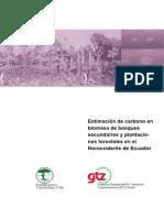 Biomasa Ecuador