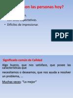 Clase Calidad 30.08.2014