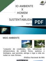 Aula 1 Ma Homem Sustentabilidade