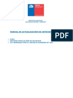 Manual de Actualizaciond e Antecedentes