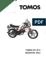 Tomos BT 50S