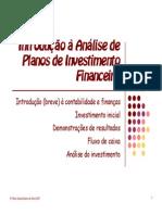 Aula13GestaoFinanceiraAnaliseInvestimento