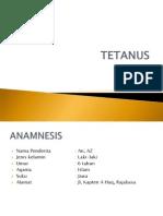 PPT tetanus shila.ppt