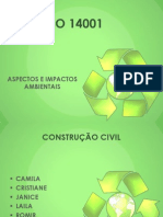 Treinamento ISO 14001 Construção Civil - Meio Ambiente.pptx